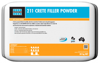 LATICRETE 211 Crete Filler Powder